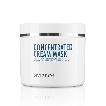 Concentrated Cream Mask ครีมหมักผมและอบไอน้ำสูตรเข้มข้น สำหรับผมแห้งเสียจากการทำสีดัดหรือยืด