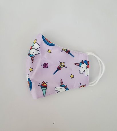 4LAYER-K010 / Kids Face Mask/ Face Mask/ Face Mask With Filter