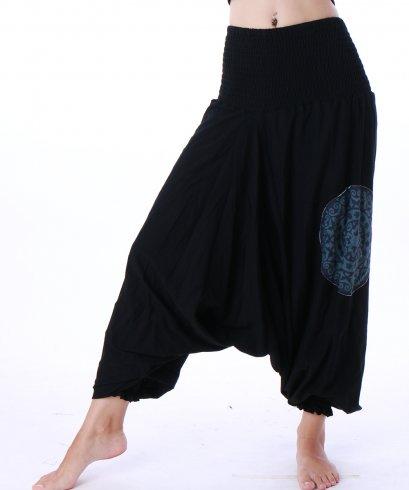 AP15007 / Women's Aladdin Pant / Harem Pants / FREE SHIPPING