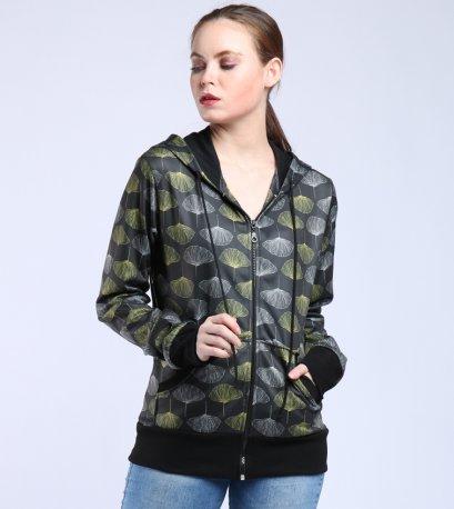 WJ19220.002 / Women Hoodie Jackets / Winter Jacket / Womens' wear / FREE SHIPPING