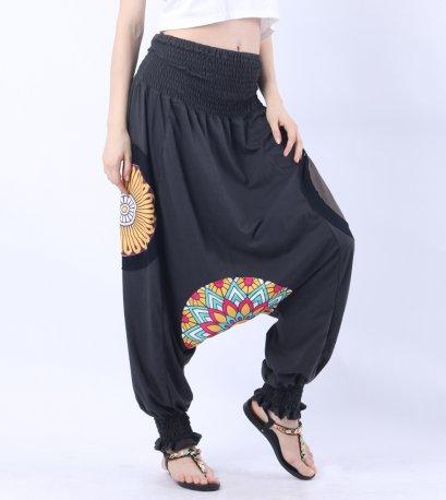 AP17012 / / Women's Aladdin Pant / Harem Pant / FREE SHIPPING