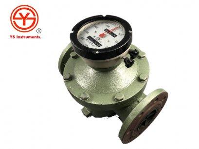 YS Instruments LC-80 มิเตอร์วัดปริมาณการไหลของน้ำมัน ขนาดท่อ 3 นิ้ว Oval Gear Oil Flow Meter / ราคา