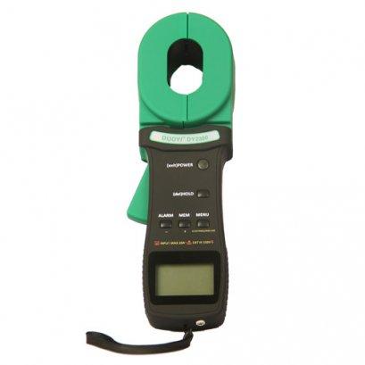 DY2100,DY2200,DY2300 Clamp-on Ground Resistance Tester with USB แคล้มป์วัดความต้านทานดิน / ราคา