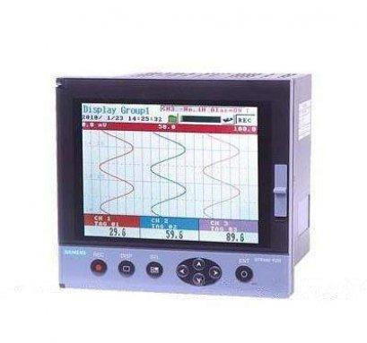 SIEMENS SITRANS R200 / SITRANS R230 Paperless Recorders เครื่องบันทึกอุณหภูมิและค่าทางไฟฟ้า / ราคา