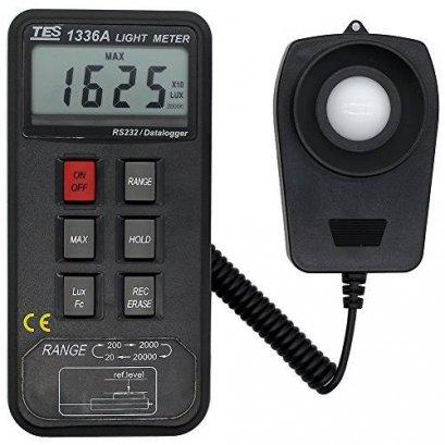 TES-1336A เครื่องวัดแสง LIGHT METERS WITH DATA LOGGING CAPACITY  / ราคา