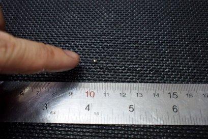 แม่เหล็กแรงดูดสูง กลม ขนาด 5 x 2 มม.