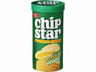 ํYAMAZAKI BISCUITS CHIP STAR POTATO CHIP S NORI SHIRO FLAVOR  78 g.