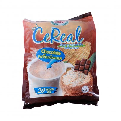 SUPER 3 in 1 Cereal Chocolate
