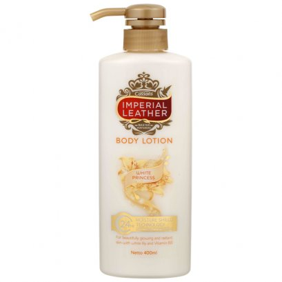 CUSSONS IMPERIAL LEATHER BODY LOTION WHITE PRINCESS 400 ml.