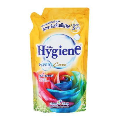 Hygiene expert care Concentrate fabric softener Happy Sunshine