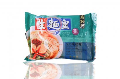 SAUTAO NOODLE KING-THIN WIDE SCALLOP FLAVORED 70 g.