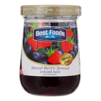 Best Foods Mixed Berry Spread 170g