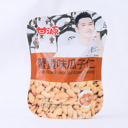 Kam Yuen Crab Roe Flavor Sunflower Seeds 75 g.