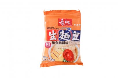 SAUTAO NOODLE KING-WIDE ABALONE&CHICKEN SOUP FLAVORED 70 g.