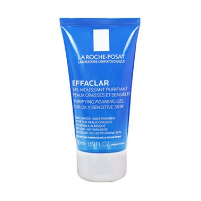 La Roche Posay Effaclar Purifying Foaming Gel 50 ml.