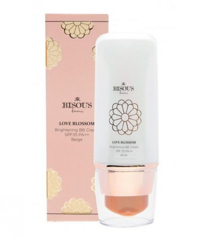 Bisous Bisous Love Blossom Brightening BB Cream SPF35/PA++ #2 Ivory 30ml