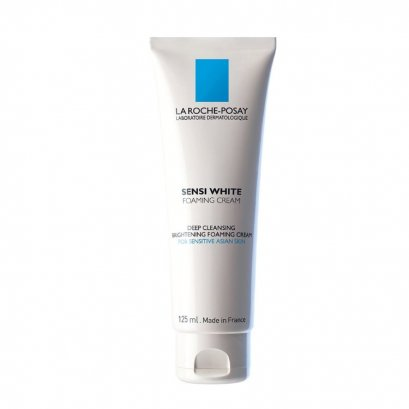 La Roche Posay Sensi White Foaming Cream 125 ml.