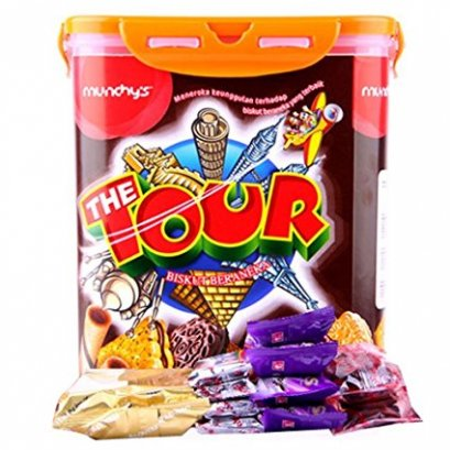 MUNCHY'S The Tour Assorted Biscuits