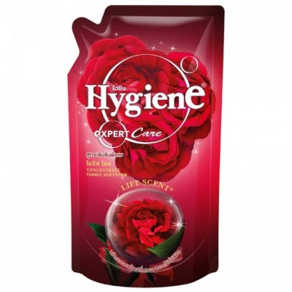 Hygiene expert care Concentrate fabric softener Life scent iris Rose