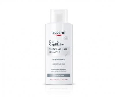 Eucerin Dermo Capillaire Re-Vitalizing Shampoo Thinning Hair 250 ml