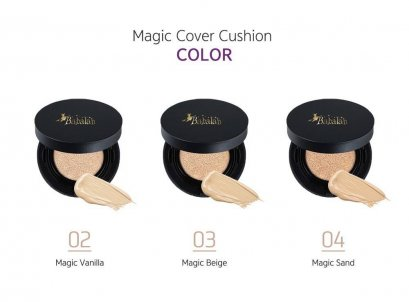 Babalah Magic Perfect Cover Cushion #04 For Dark Skin 14 g.