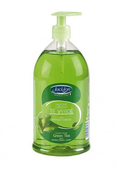 JACKLON Liquid Soap Oat & Green Tea 1000 ml.