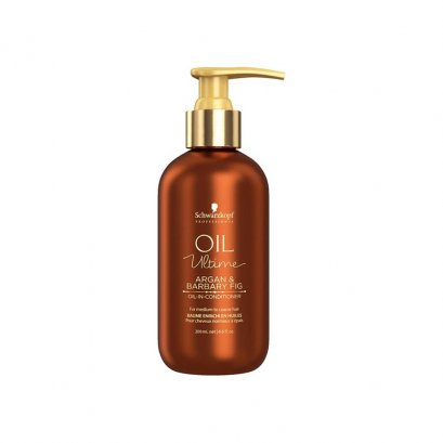 SCHWARZKOPF OIL ULTIME ARGAN & BARBARY FIG OIL- IN-CONDITIONER 200 ml.