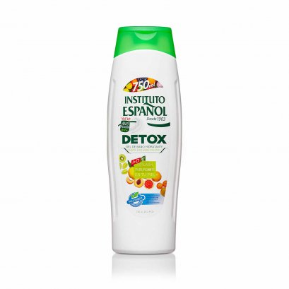 INSTITUTO ESPANOL DETOX SHOWER GEL 750 ML.