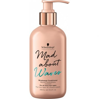 Schwarzkopf Mad About Waves Windswept Conditioner 250ml
