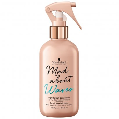 Schwarzkopf Mad About Waves Light Splash Conditioner 250ml.