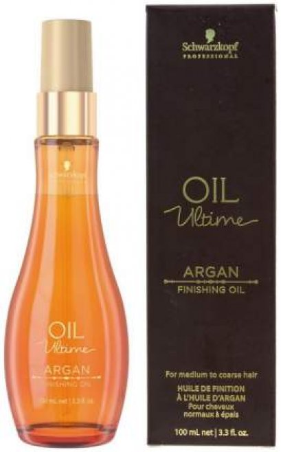 Schwarzkopf Oil Ultime  Argan Finishing Oil 100ml