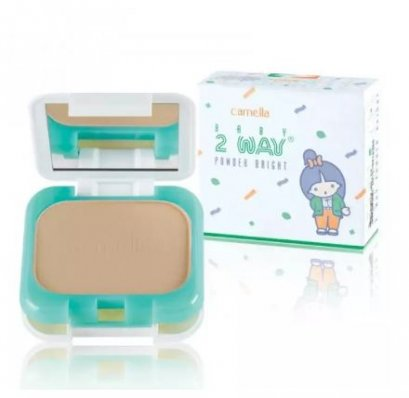 Camella Baby 2-Way Powder Bright #1ผิวขาว