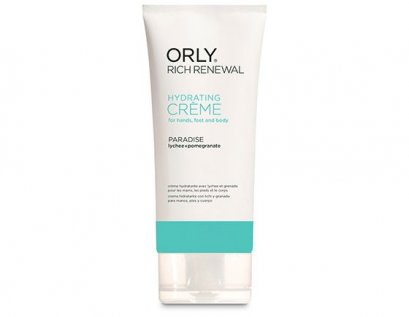 Orly Rich Renewal Hydrating Crème Paradise Lychee+pomegranate 237 ml.