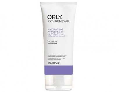 Orly Rich Renewal Hydrating Crème Passion Neem+Feijoa 237 ml.