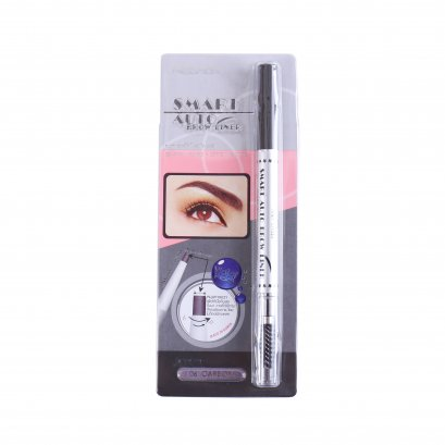 Mei Linda Smart Auto Brow Liner #06 Carbon