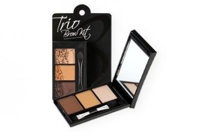 Mei Linda Trio Brow Kit #No.1 Honey Brown