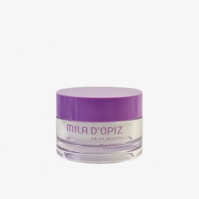 MILA D'OPIZ MILA SENSITIVE NIGHT CREAM 50 ML.