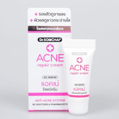 Dr. Somchai Acne Repair cream 3g.