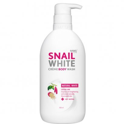 Snail White Cream Body Wash Natural White (500 ml)