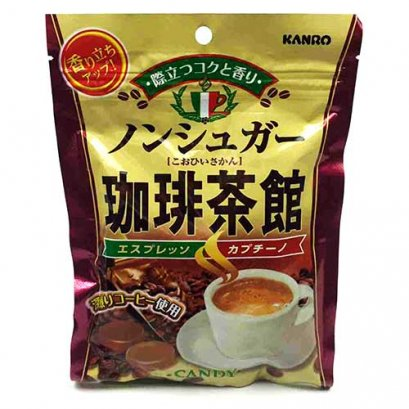 KANRO Coffee Candy 72 g.