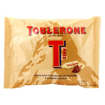 Toblerone Chocolate Milk Mini Flavor Milk 200 g.