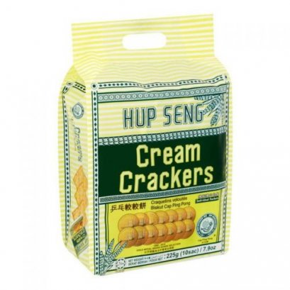 PING PONG Cream Cracker 225 g.