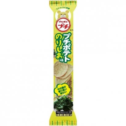 BOURBON PETIT POTATO NORI SALT 45 G.