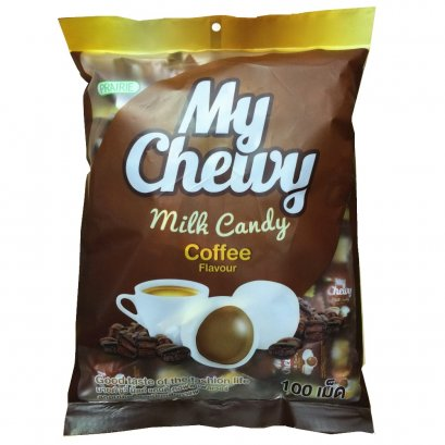 My Chewy Milk Candy Coffee Flavored 360 g.