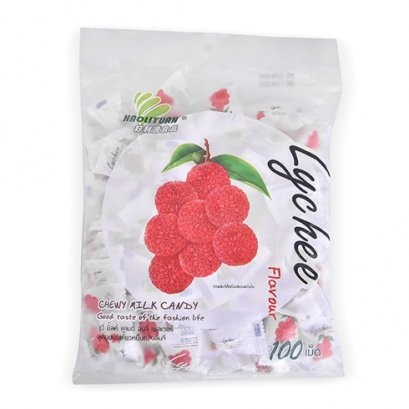 My Chewy Milk candy Lychee Flavour 360g