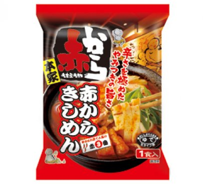 SUGAKIYA RED HOT KISHIMEN UDON 226 G.