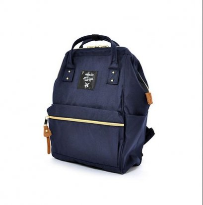 ANELLO MINI BACKPACK -  MOUTHPIECE SERIES AT-B0197B สี NV (Size M)