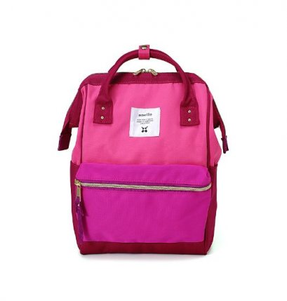 ANELLO MINI BACKPACK - TRICOLOR IN MOUTHPIECE SERIES AT-B0197B สี PML (Size M)