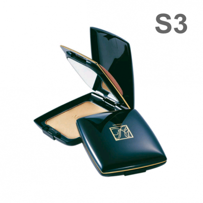 MISTINE NUMBER 1 COMPACT FOUNDATION SPF30 #S3 ผิวสองสี