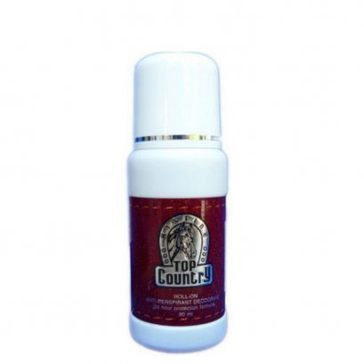 MISTINE TOP COUMTRY ROLL-ON ANTI-PERSPIRANR DEODORANR 80 ML.